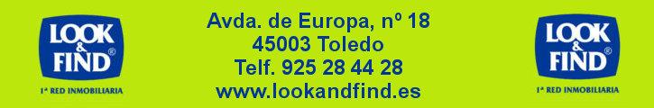 LOOK & FIND TOLEDO