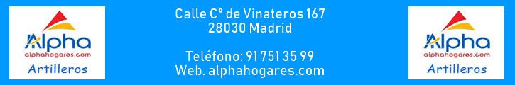 Oferta inmobiliaria de ALPHA HOGARES ARTILLEROS en fotocasa.es