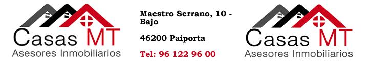Oferta inmobiliaria de CASAS MT ASESORES INMOBILIARIOS en fotocasa.es