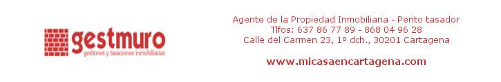 Oferta inmobiliaria de GESTMURO GESTIONES Y TASACIONES INMOBILIARIAS en fotocasa.es