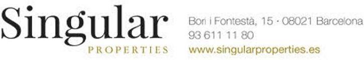 Oferta inmobiliaria de Singular Properties en fotocasa.es