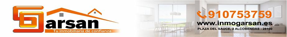 Oferta inmobiliaria de Inmobiliaria Garsan Alcobendas en fotocasa.es