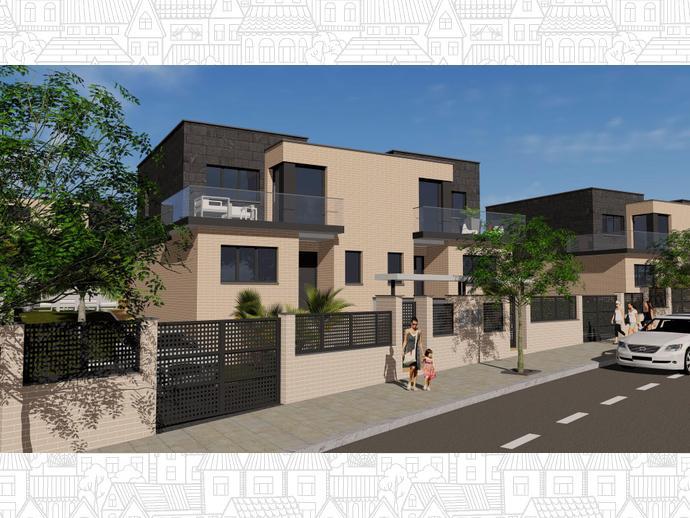 Casa adosada en arroyomolinos madrid en calle valencia - Casa en arroyomolinos ...