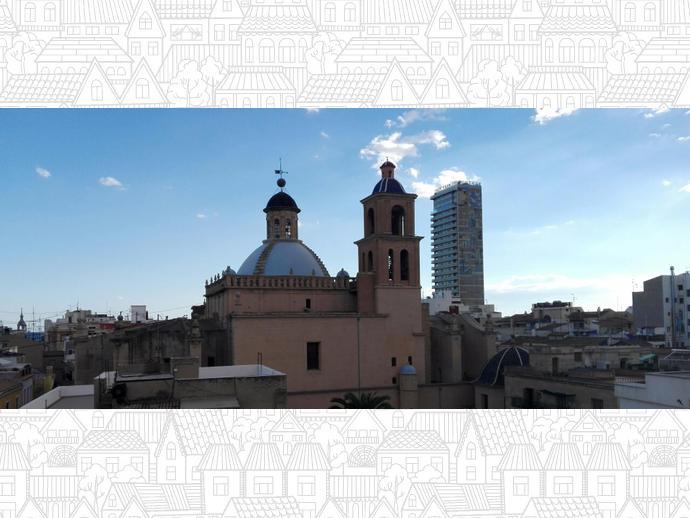 Foto 6 von Strasse Virgen de Belén , 14 / Casco Antiguo - Sta. Cruz - Ayuntamiento, Centro (Alicante / Alacant)