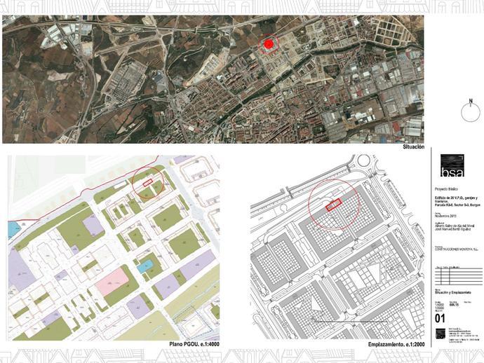 Foto 2 de Presidente Adolfo Suárez 14, Sector S-3 Casa la Vega / Hospital - G3 - G2 (Burgos Capital)