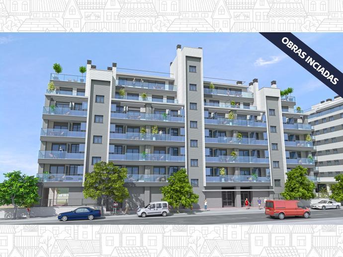 Piso en madrid capital en vic lvaro en calle imperio for Cooperativa pisos madrid