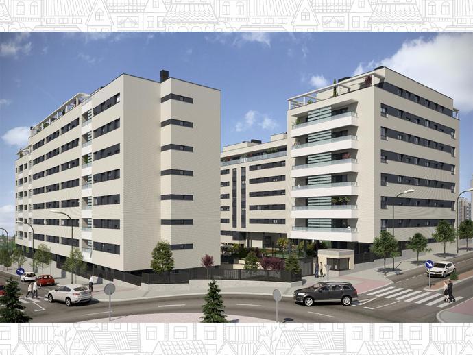 Piso en madrid capital en villaverde en 141444537 fotocasa - Pisos en los rosales ...
