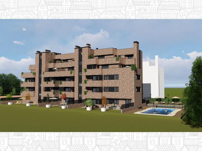 Promoci n de obra nueva en calle azucenas 13 de universidad hospital en fuenlabrada madrid - Obra nueva fuenlabrada ...