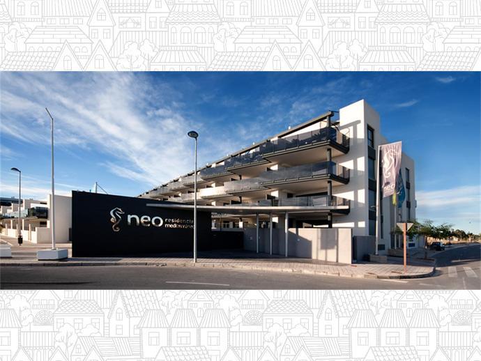 Promoci n de obra nueva en avenida del mar 12 de almenara - Obra nueva castellon ...