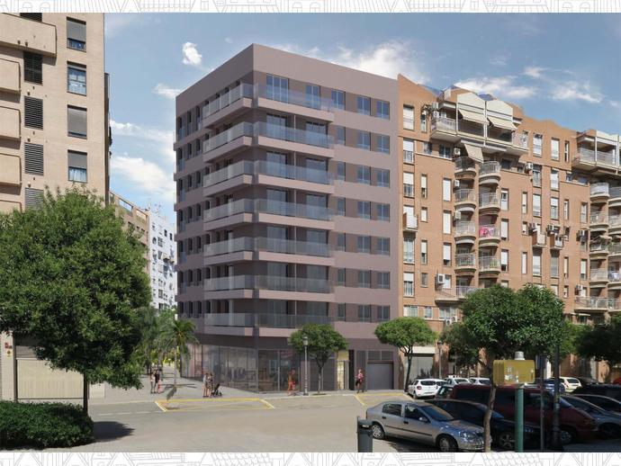 Photo 2 of Street JUAN RAMON JIMENEZ, 3 / Malilla, Quatre Carreres ( Valencia Capital)