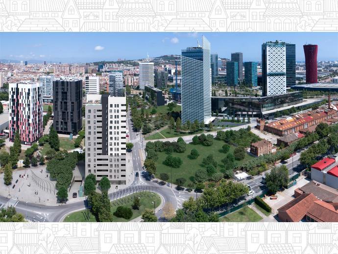 Photo 2 of Square Europa, 126 / Bellvitge - El Gornal - Granvia LH (L'Hospitalet de Llobregat)