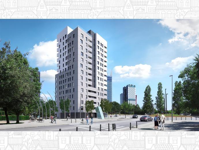 Photo 1 of Square Europa, 126 / Bellvitge - El Gornal - Granvia LH (L'Hospitalet de Llobregat)