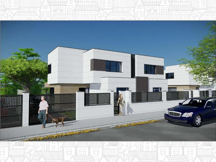 Casa adosada en arroyomolinos madrid en centro y la rinconada en calle benicarlo 144928576 - Casa en arroyomolinos ...