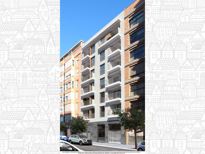 Foto 7 von Boulevard CONSTITUCIÓN, 84 / Marxalenes, La Saïdia ( Valencia Capital)