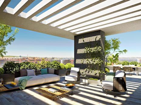 Obra nueva en venta en Zaragoza Capital