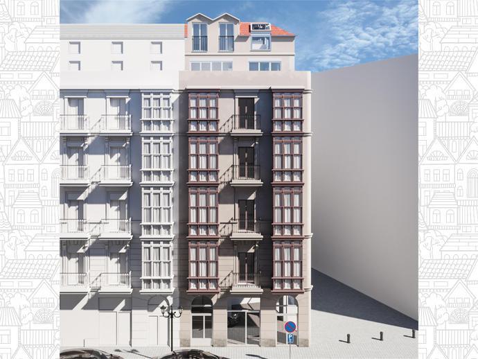 Foto 2 von Strasse Euskalduna, 2 / Zabalburu, Abando - Albia (Bilbao )