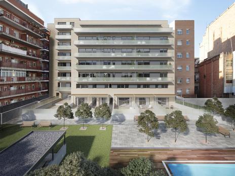 Pisos en venta con parking en Barcelona Provincia