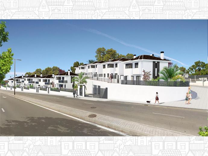 Foto 3 de Casa adossada a Carrer Lope De Rueda 1 / Puerto de la Torre - Atabal, Málaga Capital