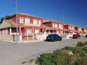 Obra nueva Fuente Álamo de Murcia
