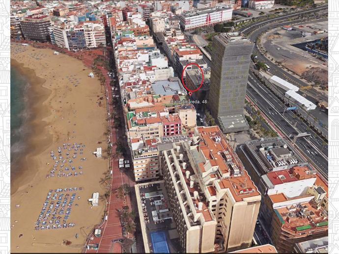 Photo 3 of Street ALBAREDA, 48 / Santa Catalina - Canteras, Isleta - Puerto - Guanarteme (Las Palmas de Gran Canaria)