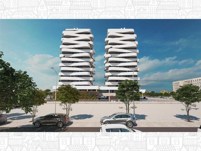 Foto 1 von Ciutat de les Ciències i de les Arts - Justicia, Quatre Carreres ( Valencia Capital)