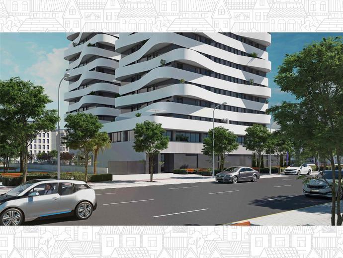 Foto 4 von Ciutat de les Ciències i de les Arts - Justicia, Quatre Carreres ( Valencia Capital)