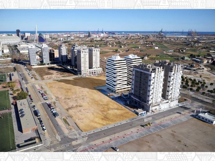 Foto 6 von Ciutat de les Ciències i de les Arts - Justicia, Quatre Carreres ( Valencia Capital)