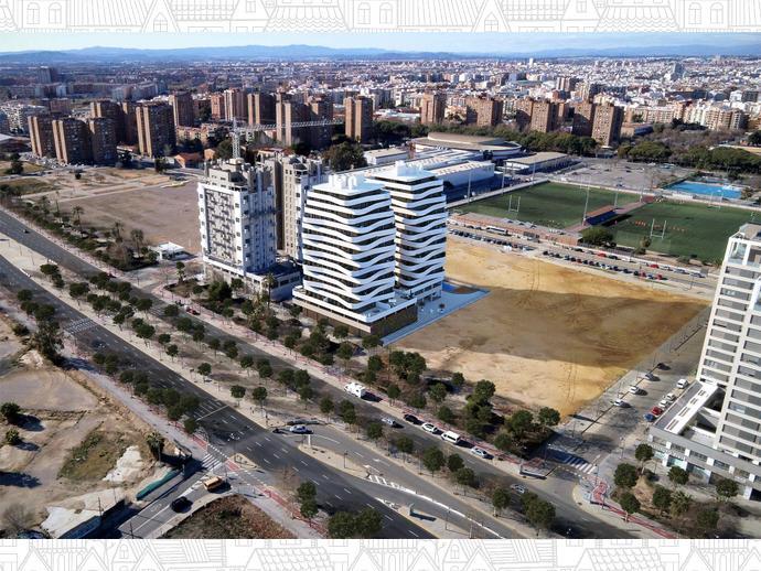 Foto 7 von Ciutat de les Ciències i de les Arts - Justicia, Quatre Carreres ( Valencia Capital)