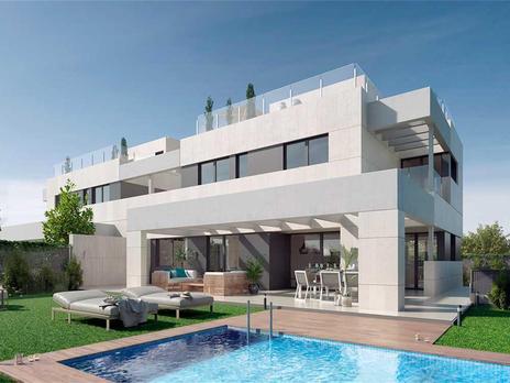 Obra nueva en venta en Madrid Provincia