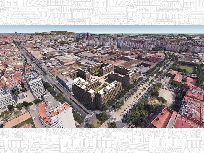 Foto 17 von Strasse Rambla Marina, 500 / Centre - Sant Josep - Sanfeliu (L'Hospitalet de Llobregat)