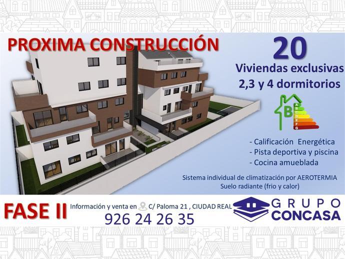Foto 1 von Boulevard DESCUBRIMIENTOS, 6 / Universidad (Ciudad Real Capital)