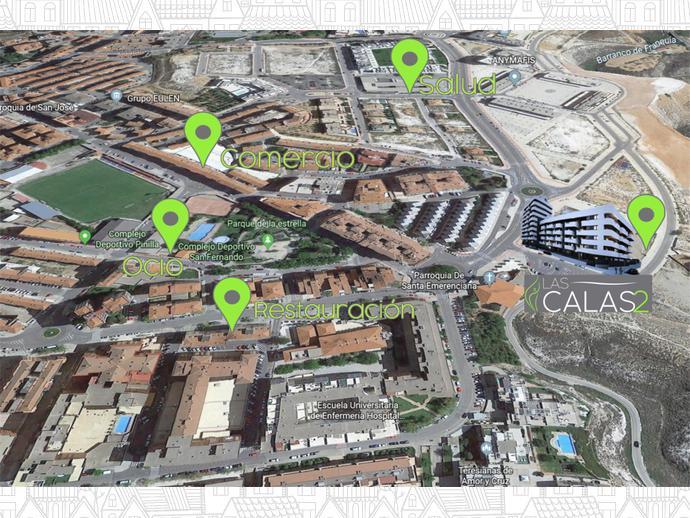 Foto 4 von Platz CONSTITUCIÓN / Ensanche ( Teruel Capital)