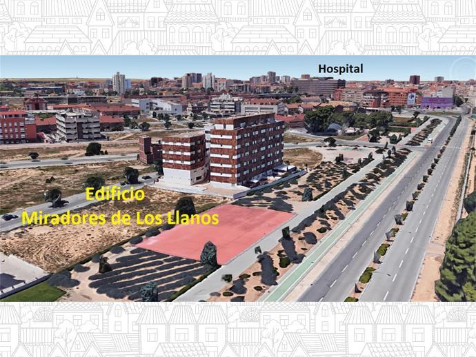 Photo 3 of Avenue Doctor Arturo Cortés / Facultad de Medicina ( Albacete Capital)