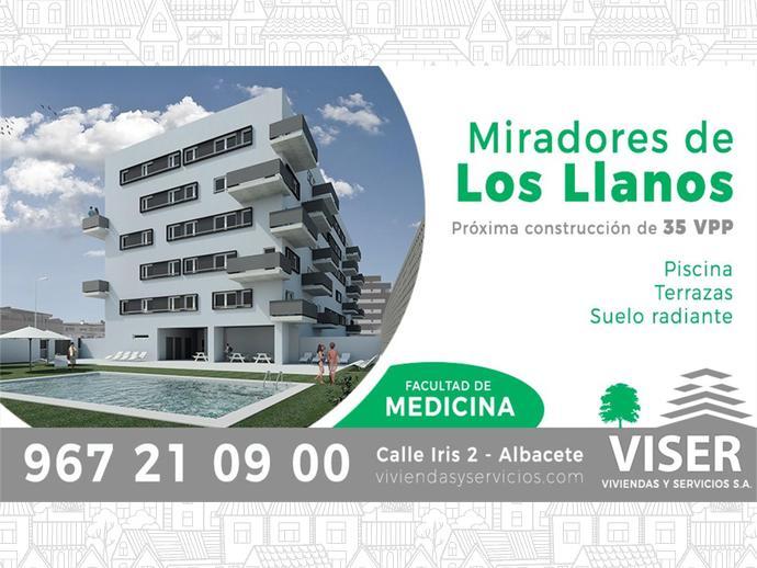 Photo 4 of Avenue Doctor Arturo Cortés / Facultad de Medicina ( Albacete Capital)