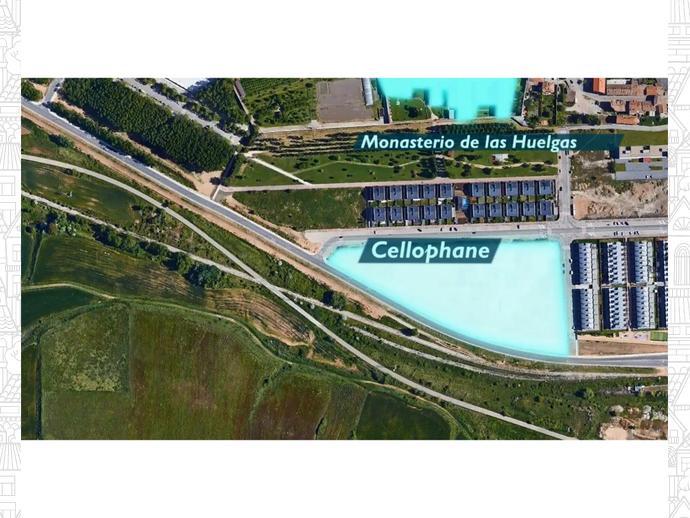 Foto 6 von Strasse Bulevar Cellophane, 6 / Antigua Estación FFCC - San Agustín (Burgos Capital)