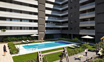 Pisos en venta con piscina en El Rabal, Zaragoza Capital