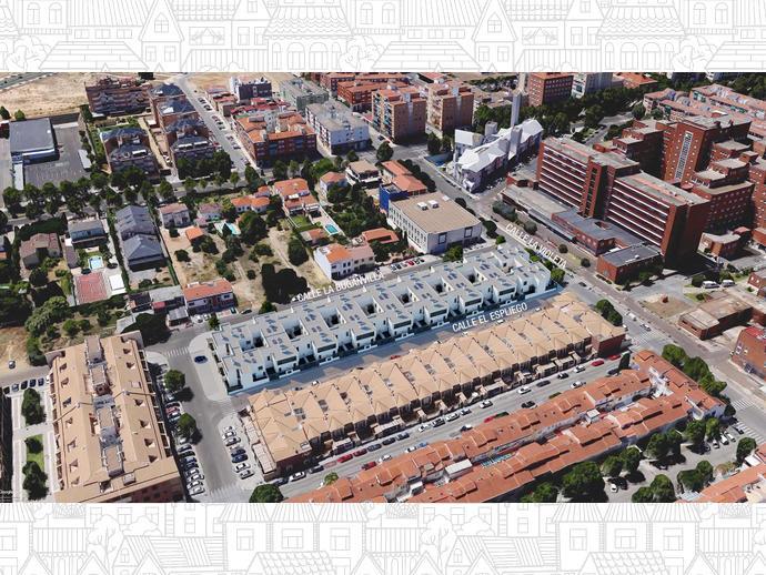 Foto 6 von Strasse LA VIOLETA, ESQUINA CALLE LA BUGANVILLA / Ciudad Jardín (Badajoz Capital)