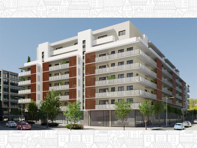 Foto 1 von Strasse de Gonçal Pons / Santa Eulàlia (L'Hospitalet de Llobregat)