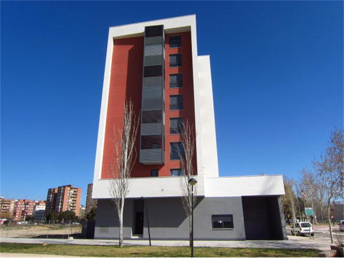 Photo 2 of Street Marques de la Cadena / Paseo Constitución - Las Damas, Centro ( Zaragoza Capital)