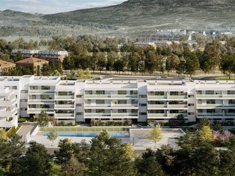 Obra nueva en venta en España