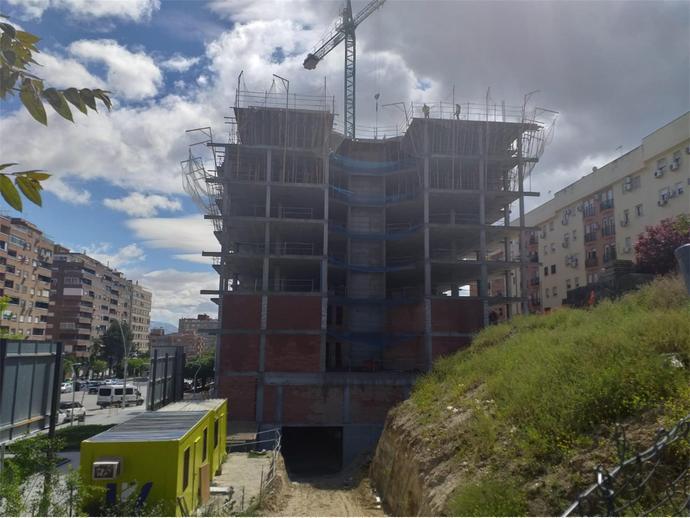Foto 11 von Av Andalucía,  / Peñamefecit - Estación ( Jaén Capital)