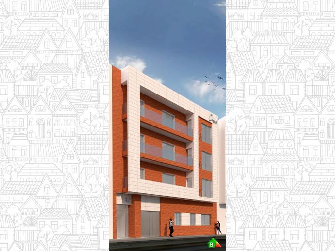Foto 2 von Strasse CORAZÓN DE MARÍA , 17 / Centro - El Pilar (Ciudad Real Capital)