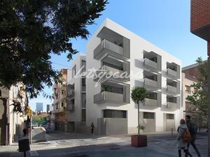 New home  Barcelona Capital