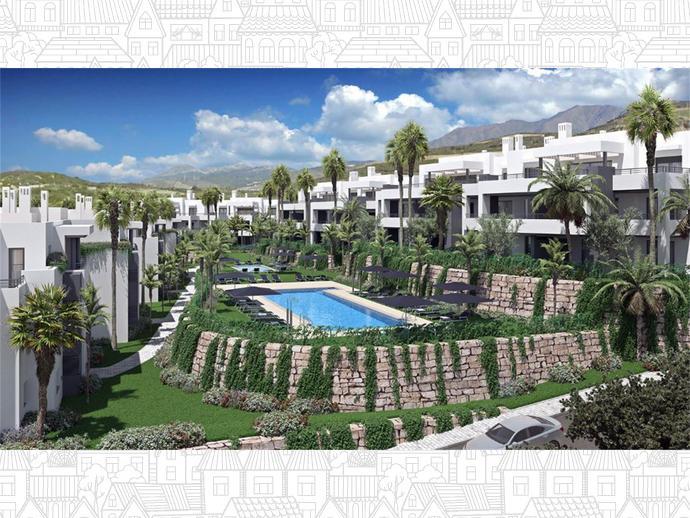 Photo 2 of Street Casares Golf Garden / Casares Golf - Casares del Sol (Casares)