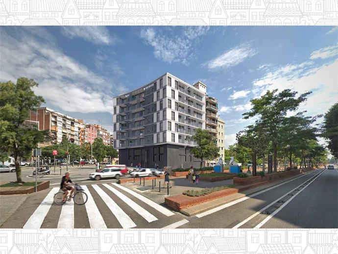 Foto 2 von Entre Calle Aragó y Avenida Meridiana / Sant Martí ( Barcelona Capital)