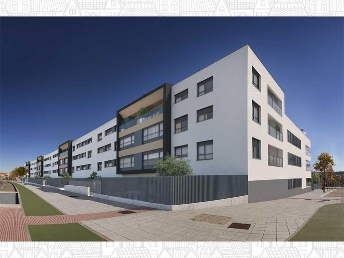 Foto 2 von C/ Juan de Alava,  / Hospitales - Campus (Salamanca Capital)