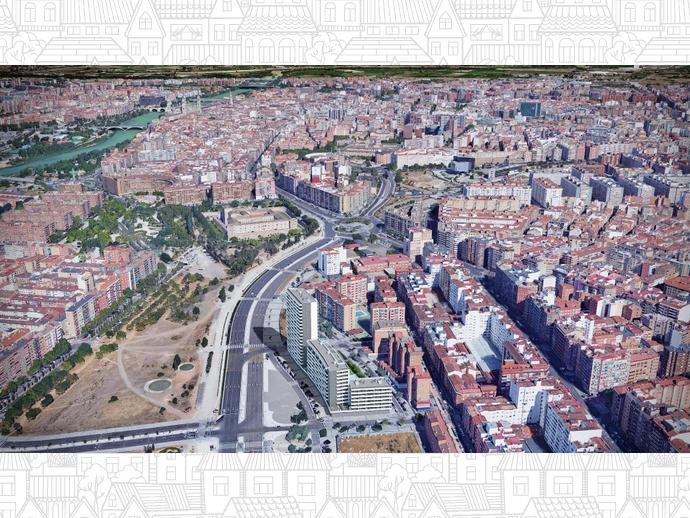 Foto 5 von Strasse Antonio Cano Mata, 1 / Barrio del Ave, Delicias ( Zaragoza Capital)