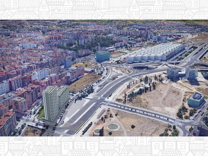 Foto 6 von Strasse Antonio Cano Mata, 1 / Barrio del Ave, Delicias ( Zaragoza Capital)
