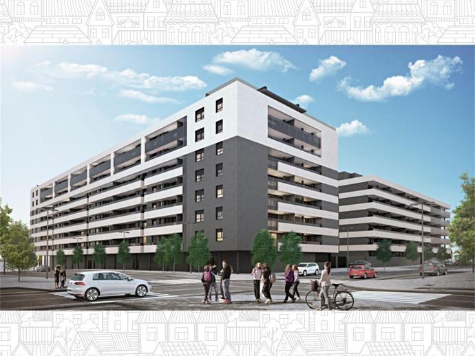 Foto 2 von Montecanal - Valdespartera - Arcosur / Valdespartera - Arcosur, Montecanal - Valdespartera - Arcosur ( Zaragoza Capital)