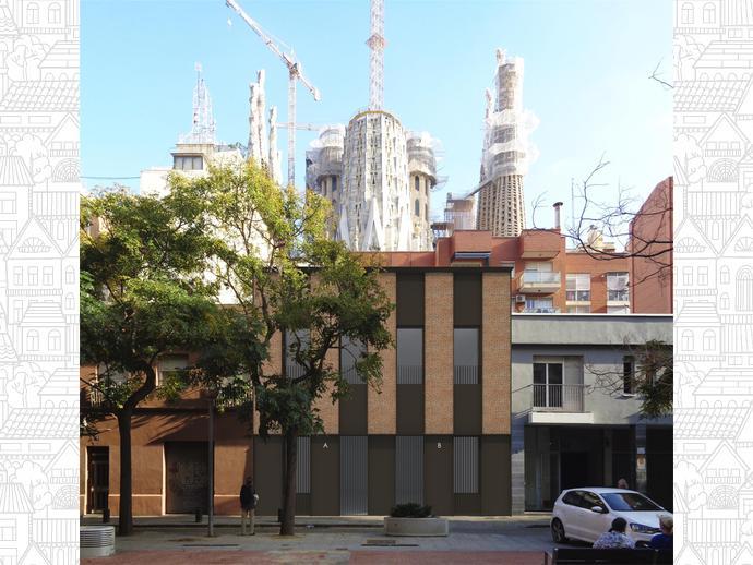 Photo 2 of Passage Simó, 14 / Sagrada Família, Eixample ( Barcelona Capital)